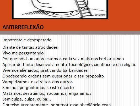 ANTIRREFLEXÃO